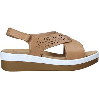 Schuhe Damen Sandalen / Sandaletten Susimoda 2011 Braun