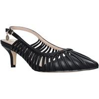 Schuhe Damen Pumps Gold&gold A21 GP03 Schwarz