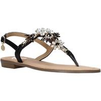 Schuhe Damen Sandalen / Sandaletten Gold&gold A21 GL628 Schwarz