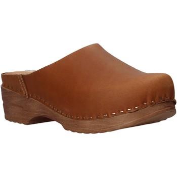 Schuhe Damen Pantoletten / Clogs Bionatura 77C2072-T-GAUBRA Braun