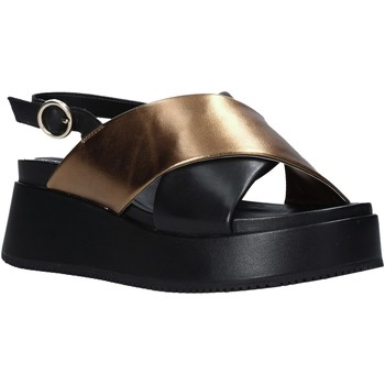 Schuhe Damen Sandalen / Sandaletten Apepazza S1ZAFIRA02/LEA Schwarz