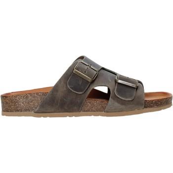 Schuhe Herren Pantoffel Bionatura 38A2175-I-CRHFAN Braun