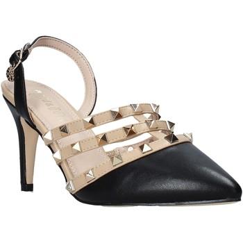 Schuhe Damen Sandalen / Sandaletten Gold&gold A21 GP47 Schwarz
