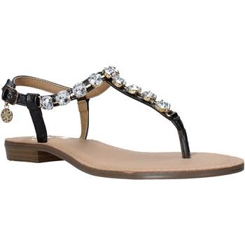 Schuhe Damen Sandalen / Sandaletten Gold&gold A21 GL618 Schwarz