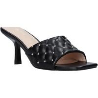 Schuhe Damen Pantoffel Gold&gold A21 GP22 Schwarz
