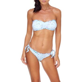 Kleidung Damen Bikini Me Fui M20-1017X1 Blau
