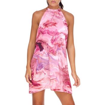 Kleidung Damen Tuniken Me Fui M20-0960X1 Rosa