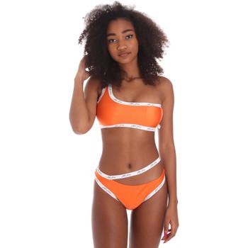 Kleidung Damen Badeanzug Me Fui M20-0310AR Orange