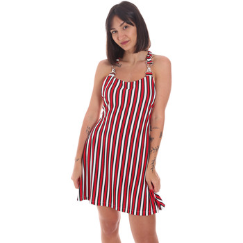 Kleidung Damen Kurze Kleider Me Fui M20-0364U Rot
