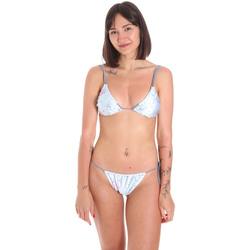 Kleidung Damen Bikini Me Fui M20-1012X1 Blau