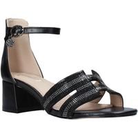 Schuhe Damen Sandalen / Sandaletten Gold&gold A21 GD319 Schwarz