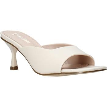 Schuhe Damen Pantoffel Gold&gold A21 GY217 Weiß
