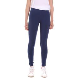 Kleidung Damen Leggings Diadora 102175410 Blau