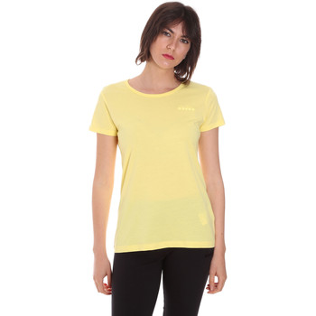 Kleidung Damen T-Shirts Diadora 102175886 Gelb