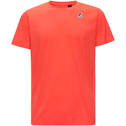 Kleidung Herren T-Shirts K-Way K007JE0 Rot