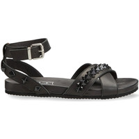 Schuhe Damen Sandalen / Sandaletten Cult CLW327800 Schwarz