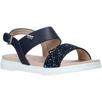 Schuhe Mädchen Sandalen / Sandaletten Miss Sixty S21-S00MS963 Blau