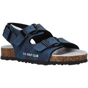 Schuhe Kinder Sandalen / Sandaletten U.s. Golf S21-S00UK861 Blau