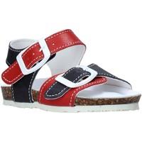 Schuhe Kinder Sandalen / Sandaletten Bionatura LUCA Rot