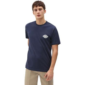 Kleidung Herren T-Shirts Dickies DK0A4XENNV01 Blau
