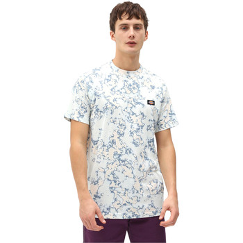 Kleidung Herren T-Shirts Dickies DK0A4X9PB551 Blau