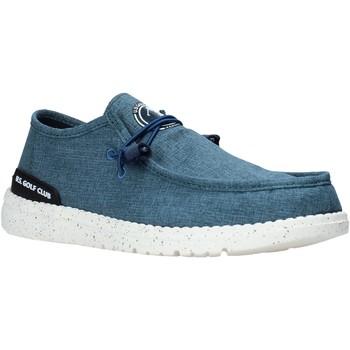 Schuhe Herren Slip on U.s. Golf S21-S00US324 Blau