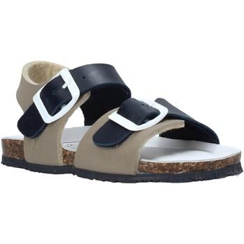 Schuhe Kinder Sandalen / Sandaletten Bionatura LUCA Blau