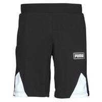 Kleidung Herren Shorts / Bermudas Puma RBL SHORTS Schwarz / Weiss