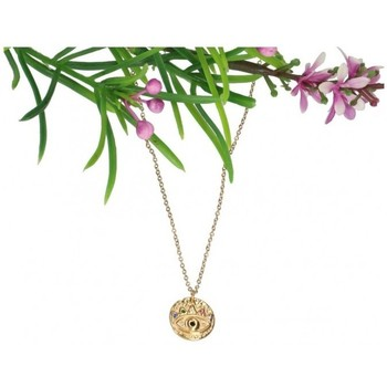 Uhren & Schmuck Damen Collier Luna Collection 56548 gold