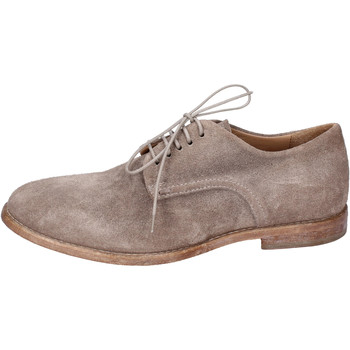 Schuhe Damen Derby-Schuhe Moma BH325 Beige