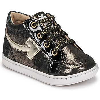 Schuhe Mädchen Sneaker High Shoo Pom BOUBA ARROW Schwarz
