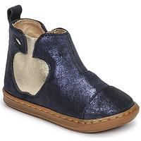 Schuhe Mädchen Boots Shoo Pom BOUBA APPLE Blau