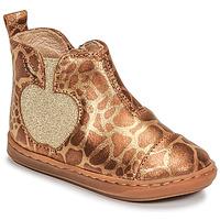 Schuhe Mädchen Boots Shoo Pom BOUBA APPLE Braun