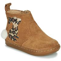 Schuhe Mädchen Boots Shoo Pom BOUBA PIMPIN Braun