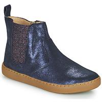 Schuhe Mädchen Boots Shoo Pom PLAY CHELSEA Blau