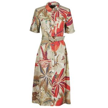 Kleidung Damen Maxikleider Desigual KATE Multicolor