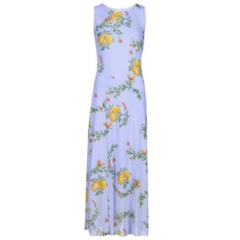 Kleidung Damen Maxikleider Desigual MIAMI Multicolor