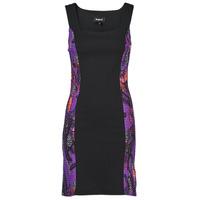 Kleidung Damen Kurze Kleider Desigual BATON ROUGE Multicolor