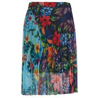 Kleidung Damen Röcke Desigual BUNY Multicolor