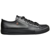 Schuhe Damen Sneaker Low Big Star V274871 Schwarz