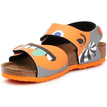 Schuhe Kinder Sandalen / Sandaletten Birkenstock Palu Kids BS Orangefarbig