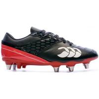 Schuhe Herren Rugbyschuhe Canterbury E22A002 Schwarz