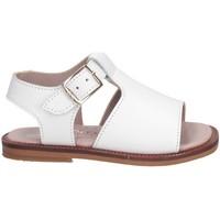 Schuhe Mädchen Sandalen / Sandaletten Cucada 4115AC Sandalen Kind WEISS WEISS