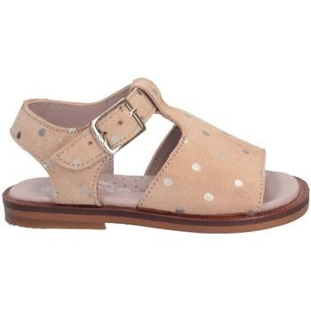 Schuhe Mädchen Sandalen / Sandaletten Cucada 4115AC BEIG-820 Sandalen Kind BEIGE BEIGE