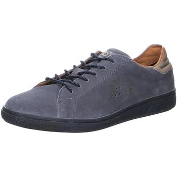 Schuhe Herren Sneaker Low Bugatti Schnuerschuhe Carmelo 322 A4C04 1400 1100 grau