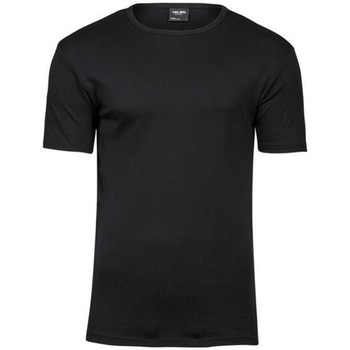 Kleidung T-Shirts Tee Jays T520 Schwarz