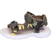 Schuhe Jungen Sportliche Sandalen Blaike BH348 Grün