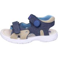 Schuhe Jungen Sportliche Sandalen Blaike BH350 Blau