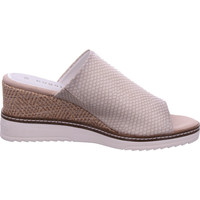 Schuhe Damen Pantoffel Bugatti Esra Evo beige