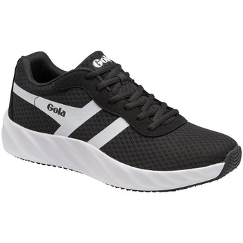 Schuhe Herren Laufschuhe Gola Draken Road Running Schwarz